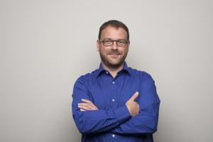 Photo de Sylvain Denoncin - Président de l'AFPAPH