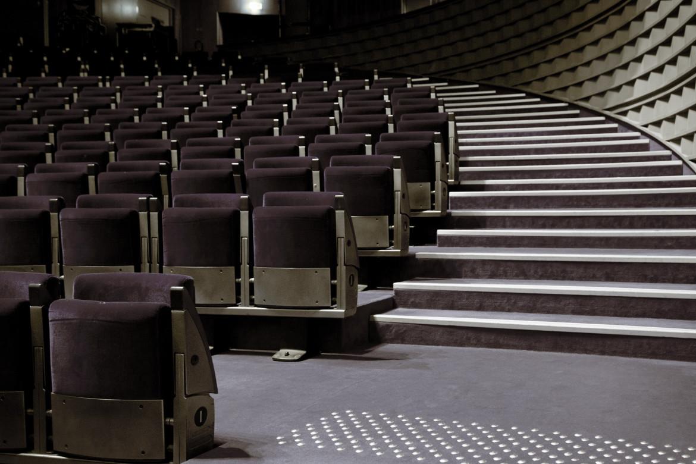 Photo de fauteuils de cinéma