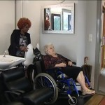 Coiffeur accessible