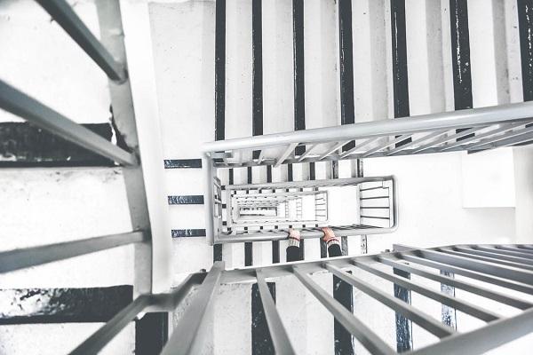 Escaliers de secours