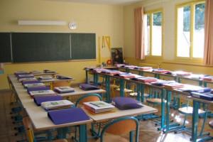 salle de classe - accessibilité