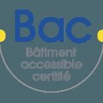 Label accessibilité bac