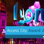 Un 1er Prix européen pour l'accessibilité de la ville de Lyon !