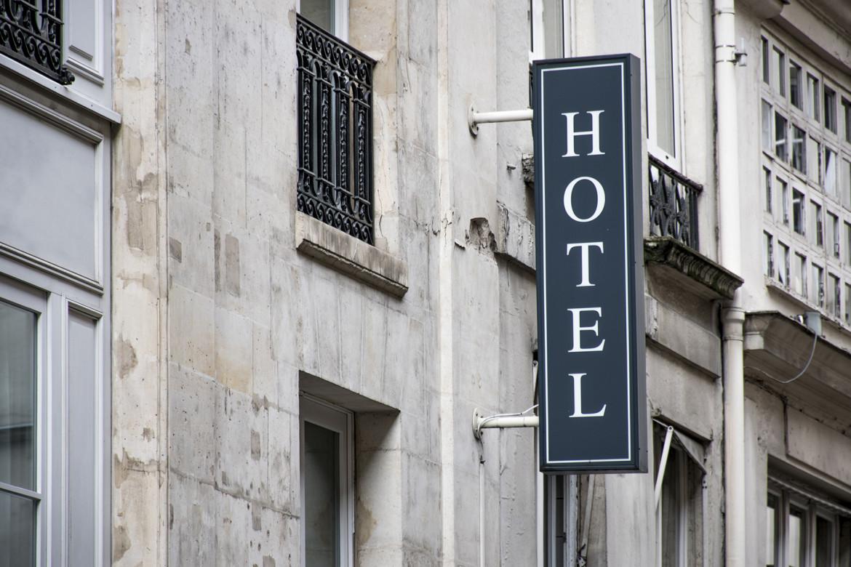 panneau hotel