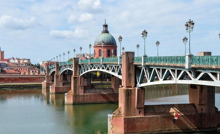 Pont - ville de toulouse