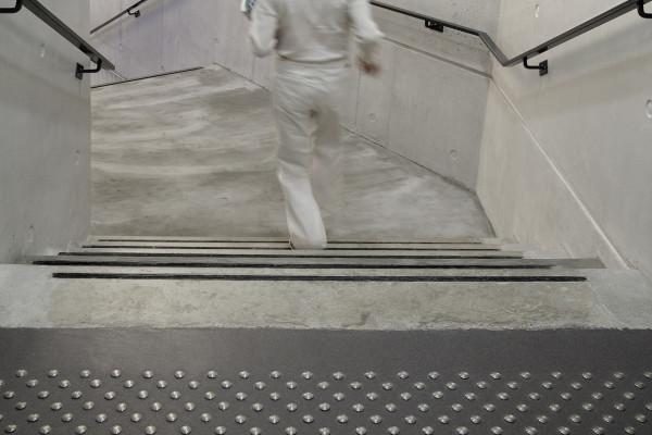 Sécurisation des escaliers de Choisy le Roi