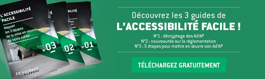 Guides de l'accessibilité