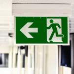 Accessibilité: faut-il aussi équiper les escaliers de secours?
