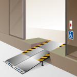 Rampes d'accès amovibles : mode d'emploi