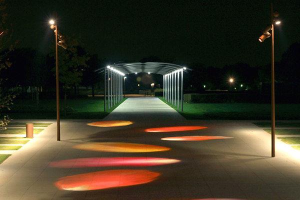 éclairage et contraste - accessibilité