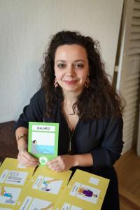 Anne Perriaux - Fondatrice de 6e Sens