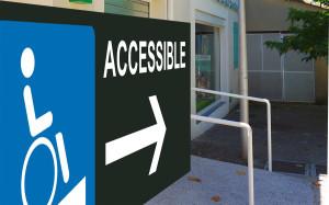 accessibilité, définition, réglementation