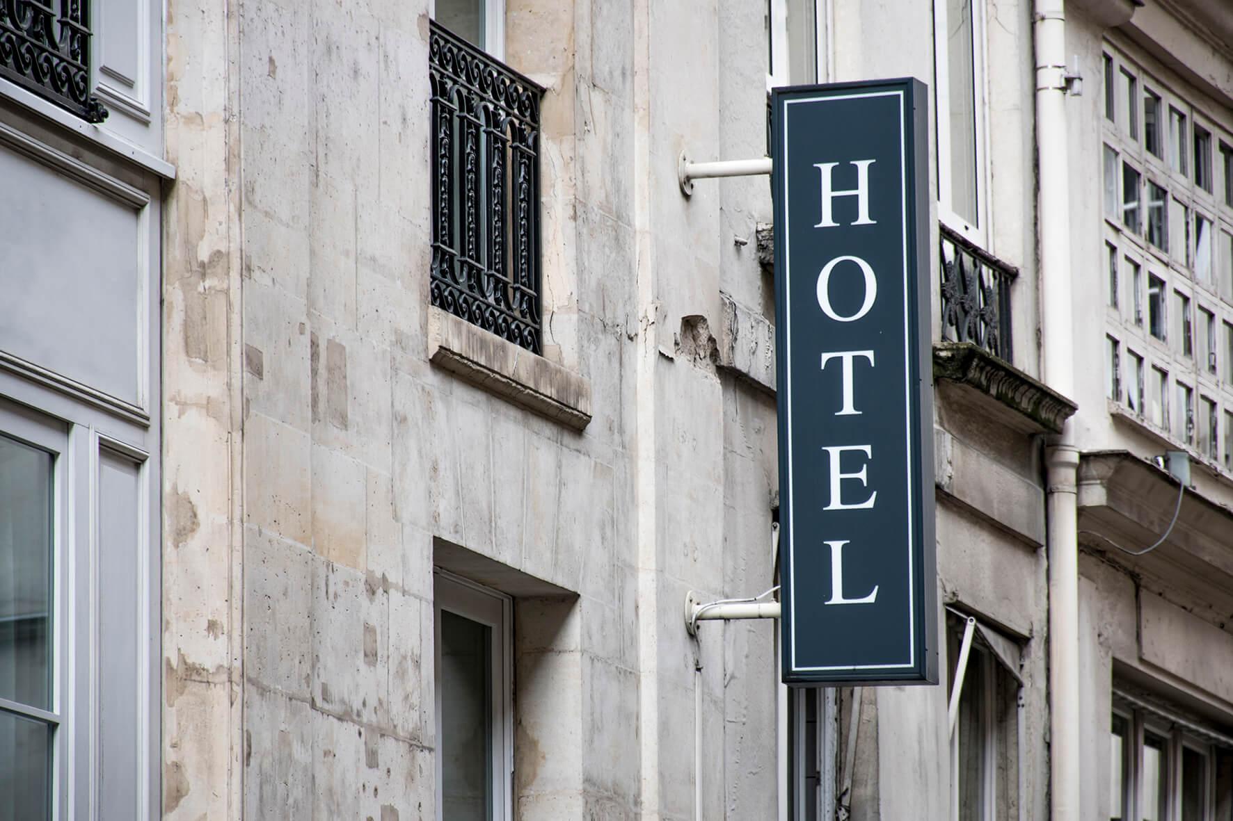 chambre pmr hotel