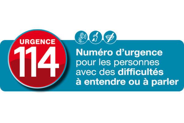 Le 114, numéro d'urgence pour les sourds à connaitre absolument !