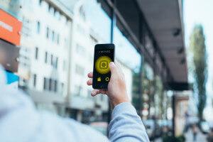 Application Smartphone de déclenchement de dispotifs d'accessibilité pour les déficients visuels, accessibilité ERP