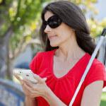 Le smartphone, une révolution pour les personnes aveugles et malvoyantes !