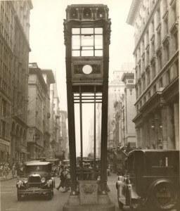 feu de circulation 1922