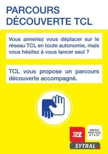 """extrait de la brochure """"parcours découverte TCL"""""""