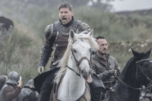 Jaime Lannister - game of thrones -handicap moteur