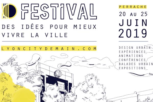 Festival Lyon design urbain