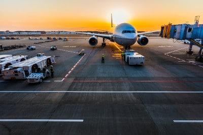 service d'assistance aéroport