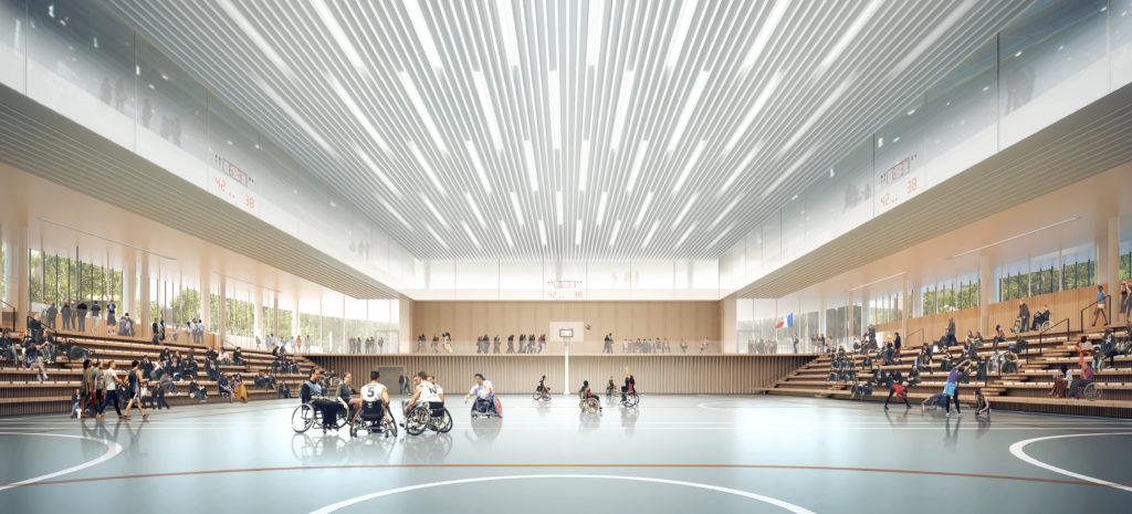 Cité Universelle Jeux Paralympiques Paris 2024
