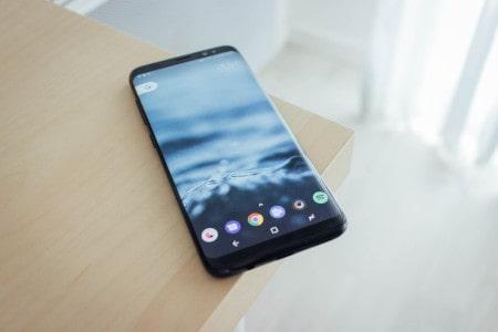 téléphone android accessibilité pour les personnes sourdes et malentendantes