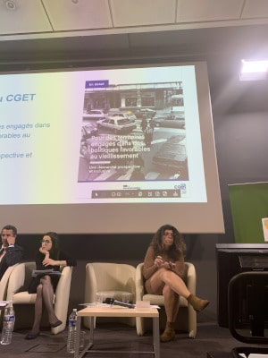 colloque de la DMA novembre 2019 Paris sur l'accessibilité