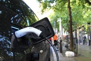 véhicules électriques réduction de la pollution atmosphérique