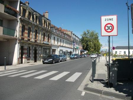 zone 30 plan d'action pour les mobilités actives (PAMA)