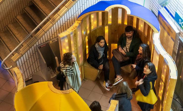 Abril sensoriel - usagers - métro
