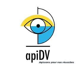 Logo de l'association apiDV