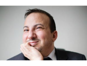Portrait Hamou Bouakkaz