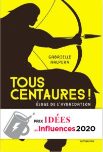 """Cou verture du livre """"tous Centaures"""""""